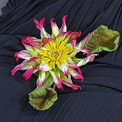 Украшения handmade. Livemaster - original item Lotus. Handmade.