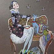 Картины и панно ручной работы. Ярмарка Мастеров - ручная работа Шекспир. Handmade.
