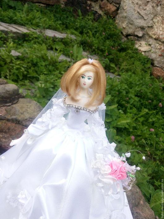 Коллекционные куклы ручной работы. Ярмарка Мастеров - ручная работа. Купить Авторская иньерьерная кукла( сувенир), ручная работа. Handmade.