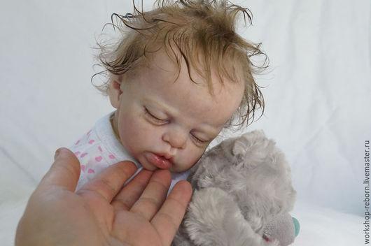 Куклы-младенцы и reborn ручной работы. Ярмарка Мастеров - ручная работа. Купить RaLeigh Marita Vinters, Реборн, малышка, младенец, кукла.. Handmade.