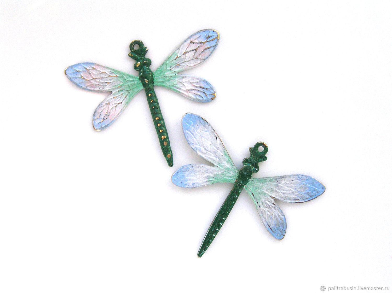 Pendant 'Dragonfly' Vintaj, Pendants, Tyumen,  Фото №1