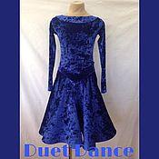 Костюмы ручной работы. Ярмарка Мастеров - ручная работа Рейтинговое платье для бальных танцев. Handmade.