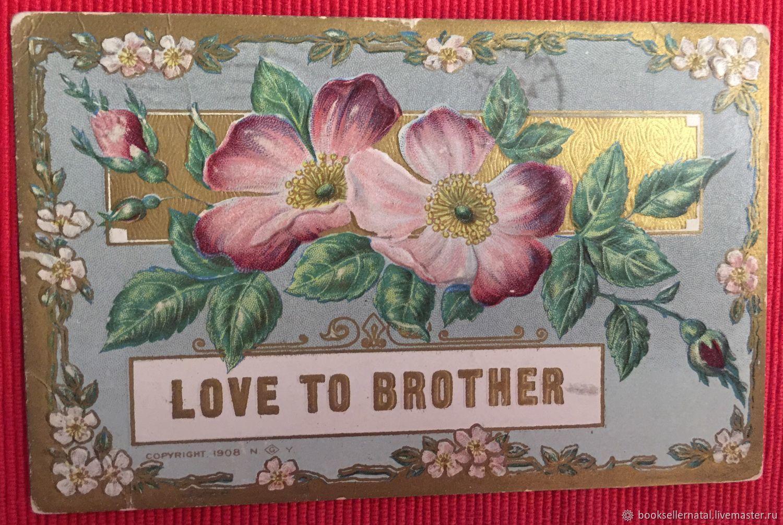 Антикварные открытки магазины в москве