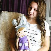 Куклы и пупсы ручной работы. Ярмарка Мастеров - ручная работа Кукла игрушка сплюшка. Handmade.