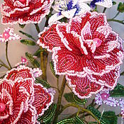 Цветы и флористика ручной работы. Ярмарка Мастеров - ручная работа Цветочная композиция Букет цветов. Handmade.