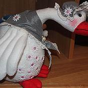 Куклы и игрушки ручной работы. Ярмарка Мастеров - ручная работа ГУСИ. Handmade.
