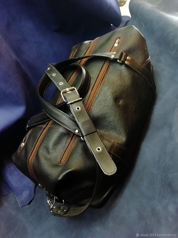 "Спортивная сумка ""BLAСK"", Спортивная сумка, Тольятти,  Фото №1"