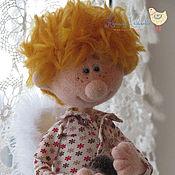 Куклы и игрушки ручной работы. Ярмарка Мастеров - ручная работа ангел для Татьяны. Handmade.