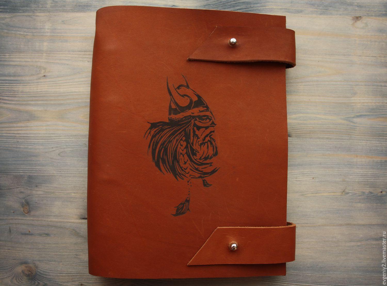 notebook genuine leather, Notebooks, Volgograd,  Фото №1