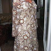 Одежда ручной работы. Ярмарка Мастеров - ручная работа платье Золотой листопад. Handmade.