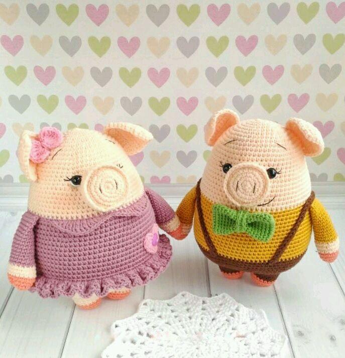 Пара свинок, Игрушки, Омск, Фото №1