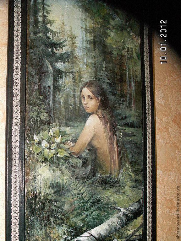 """Картина""""Русь заповедная"""", Картины, Южа, Фото №1"""