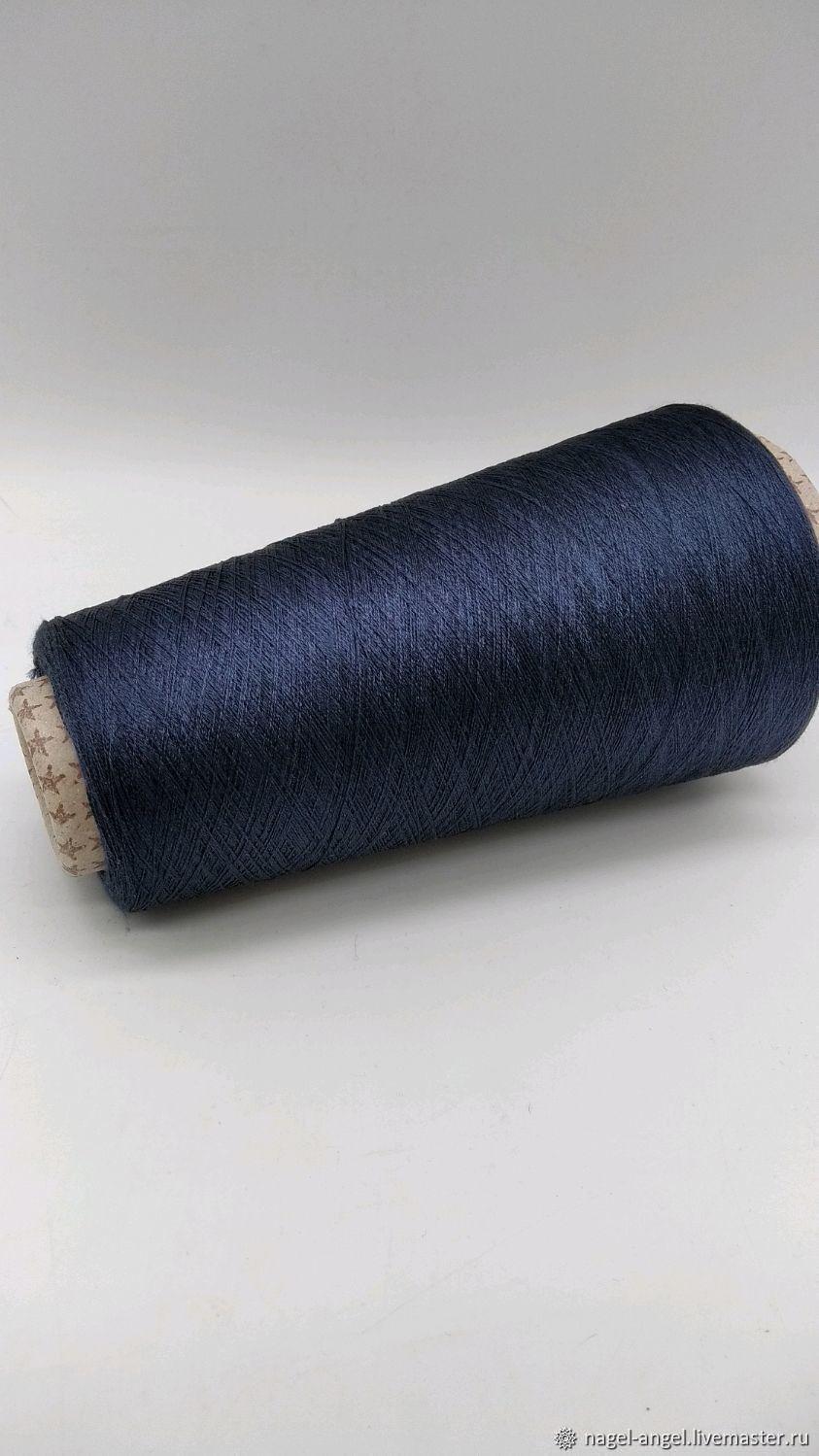 100% silk, Yarn, Permian,  Фото №1