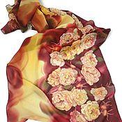 Аксессуары handmade. Livemaster - original item Batik Briar scarf. Handmade.