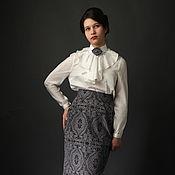 Одежда handmade. Livemaster - original item The Tulip skirt