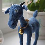 Куклы и игрушки ручной работы. Ярмарка Мастеров - ручная работа Коза Катька. Handmade.