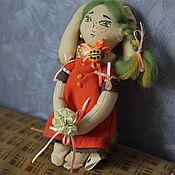 Для дома и интерьера ручной работы. Ярмарка Мастеров - ручная работа Чердачная куколка. Handmade.