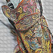 Сувениры и подарки ручной работы. Ярмарка Мастеров - ручная работа Набор Old West для револьвера Кольт 1873. Handmade.