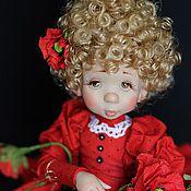 """Куклы и игрушки ручной работы. Ярмарка Мастеров - ручная работа """"Маковка"""". Handmade."""