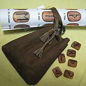 Фен-шуй и эзотерика ручной работы. Ярмарка Мастеров - ручная работа Руны скандинавские. Handmade.