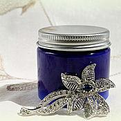 Косметика ручной работы handmade. Livemaster - original item Night cream Black currant. Series Anti Age.. Handmade.