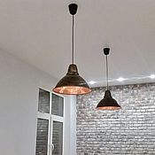 Lampshades handmade. Livemaster - original item Light bulb aged / aging of any surface. Handmade.