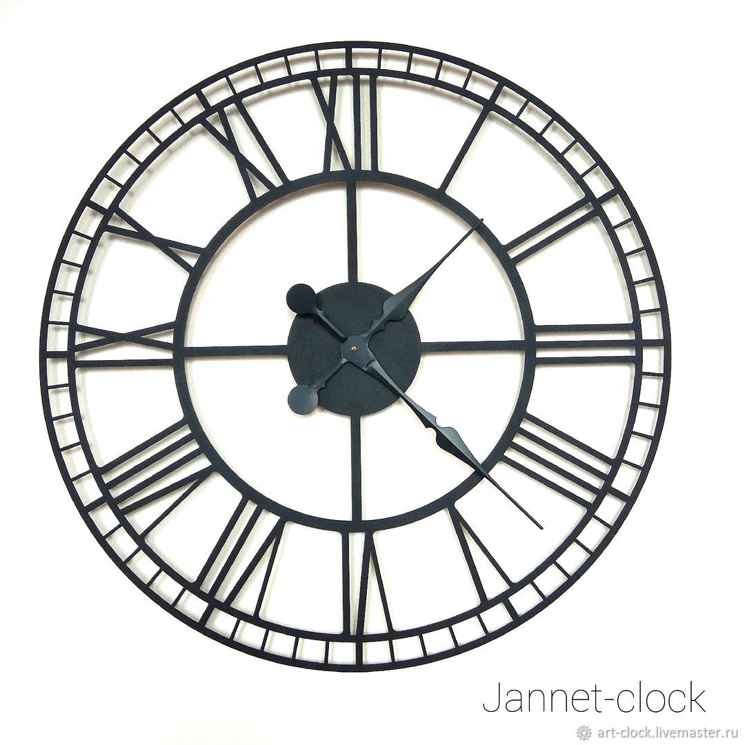 Wall clock 'Bern' 90 cm, Watch, Samara,  Фото №1