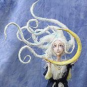 Куклы и игрушки ручной работы. Ярмарка Мастеров - ручная работа Лунный ветер. Handmade.