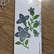 handmade. Livemaster - original item !KNIFE for cutting Cheery Lynn Designs cherry blossoms. Handmade.
