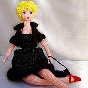 Куклы и игрушки ручной работы. Ярмарка Мастеров - ручная работа Кукла Надя. Handmade.