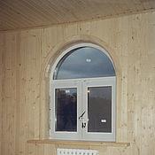 Для дома и интерьера ручной работы. Ярмарка Мастеров - ручная работа Отделка деревом, арки. Handmade.