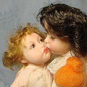 Куклы и игрушки ручной работы. Ярмарка Мастеров - ручная работа спокойной ночи. Handmade.
