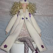 Куклы и игрушки ручной работы. Ярмарка Мастеров - ручная работа Тильда-зима. Handmade.