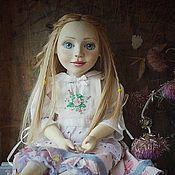Куклы и игрушки ручной работы. Ярмарка Мастеров - ручная работа Деревянная кукла Агата. Handmade.