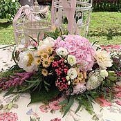 Свадебный салон ручной работы. Ярмарка Мастеров - ручная работа Свадьба в стиле шебби. Handmade.