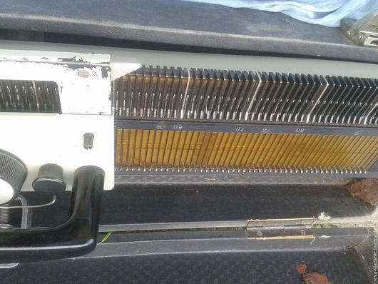 Вязание ручной работы. Ярмарка Мастеров - ручная работа. Купить Вязальная машина Нева-2. Handmade.