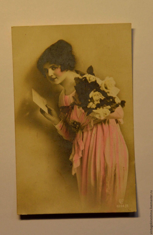 Фото 20 века открытки с