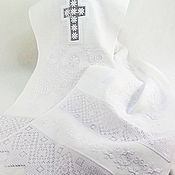 Свадебный салон handmade. Livemaster - original item The winner of the icon Embroidered towel for wedding rushnik Wedding Wedding. Handmade.