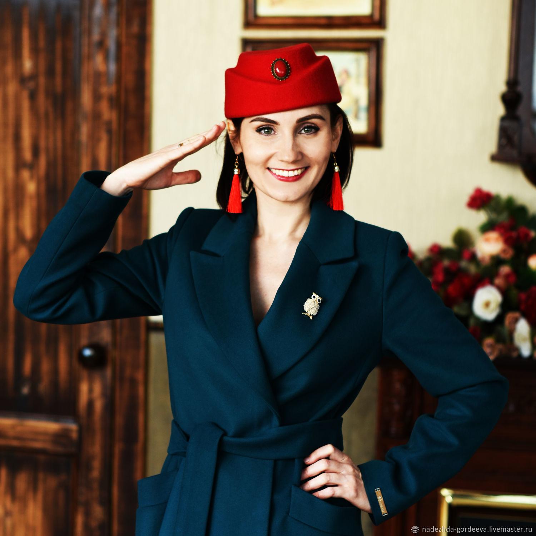 Красная пилотка, Шляпы, Самара,  Фото №1