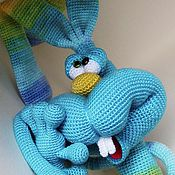 Куклы и игрушки ручной работы. Ярмарка Мастеров - ручная работа Кекс с ромашковым чаем. Handmade.