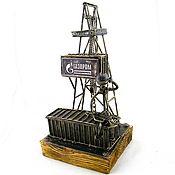Figurine handmade. Livemaster - original item Driller. Handmade.