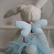 Куклы и игрушки ручной работы. Ярмарка Мастеров - ручная работа Зайка Тики. Handmade.