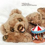 Куклы и игрушки ручной работы. Ярмарка Мастеров - ручная работа Медвежонок Шербет. Handmade.