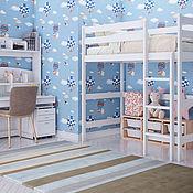 Для дома и интерьера handmade. Livemaster - original item Loft bed
