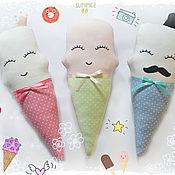 Куклы и игрушки ручной работы. Ярмарка Мастеров - ручная работа Игрушка Мороженое. Handmade.