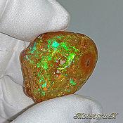 Материалы для творчества handmade. Livemaster - original item 65,10 ct.  Natural, natural Opal