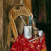 Картины и панно ручной работы. Ярмарка Мастеров - ручная работа Натюрморт художника. Handmade.