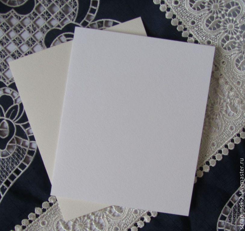 Заготовки для открытки ручной работы