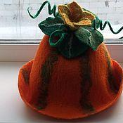Шапки ручной работы. Ярмарка Мастеров - ручная работа Банная шапка. Handmade.