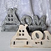 """Для дома и интерьера ручной работы. Ярмарка Мастеров - ручная работа Ключницы """"Домашние"""". Handmade."""